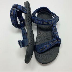Teva Kids Sandals Hiking Waterproof Size 1